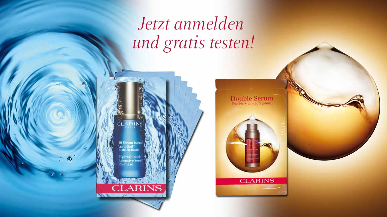 Clarins Beauty Service
